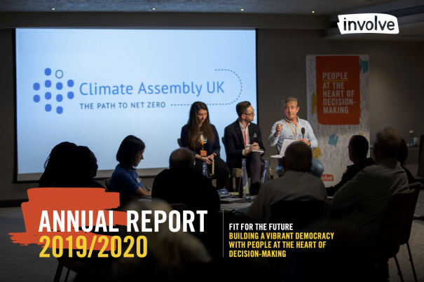 Annual Report 2019/20: Fit for the future