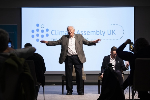 How should the UK tackle climate change?