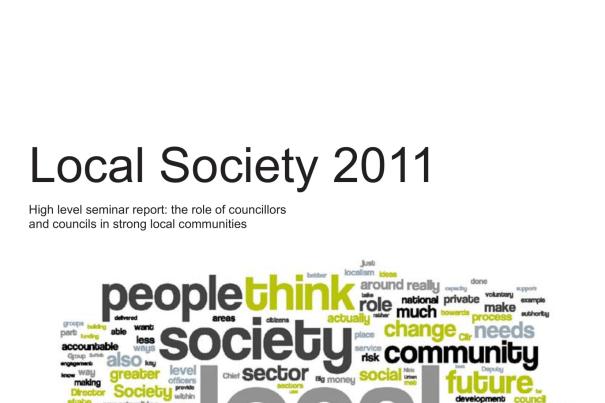 Local Society 2011