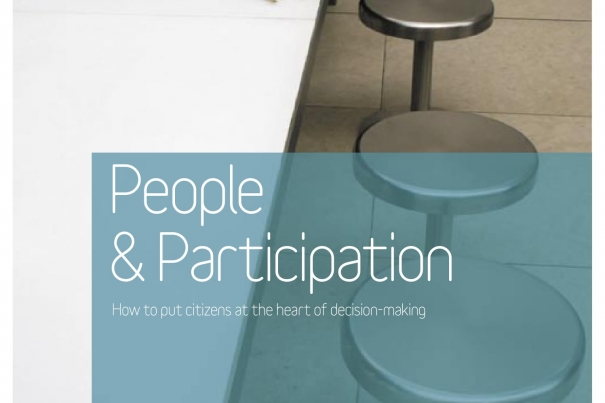 People and Participation: How to put citizens at the heart of decision-making