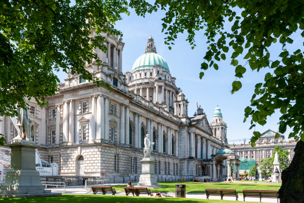 How can new civic initiatives put people at the centre of decision-making in Northern Ireland?