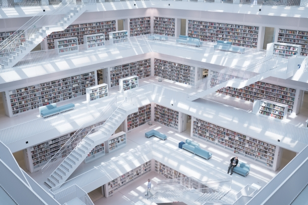 What is the library of the future?